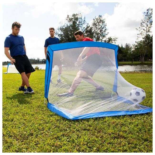 SO200Y19004 Training Equipment Pair of 4 Foot Pop Up Soccer Goals 8