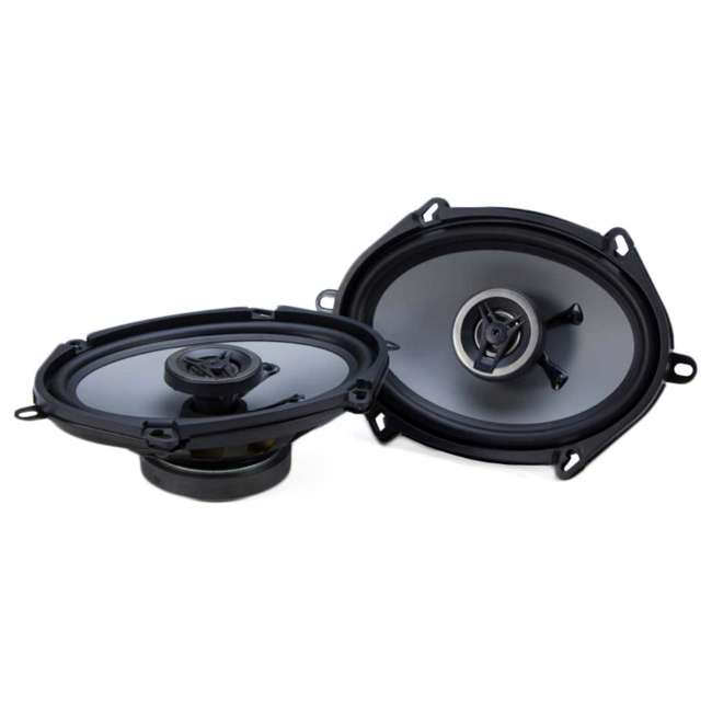 CS-5768CX Crunch 250W Full-Range 2-Way Coaxial 5x7 by 6x8 Inches Speakers