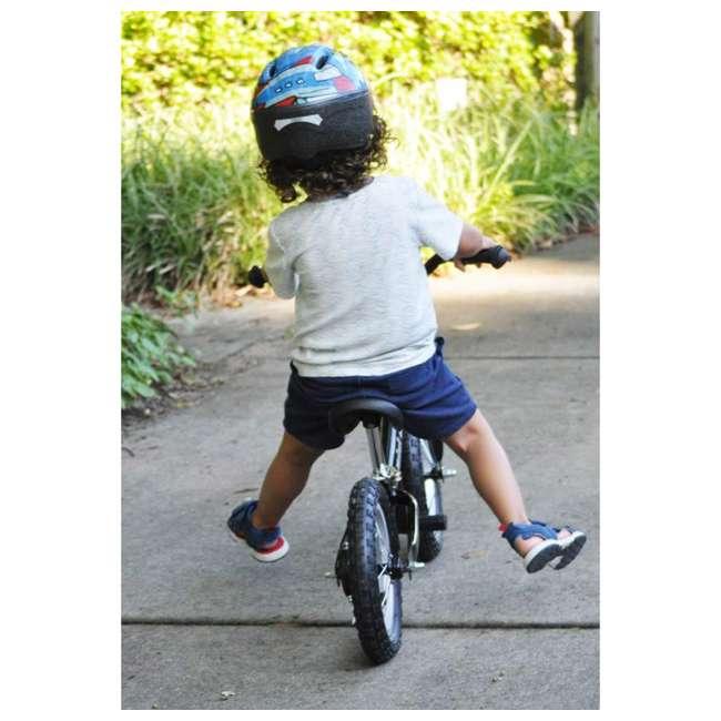 MG12-BK Glide Bikes Mini Glider 12 Inch Kids Balance Bike Bicycle, Ages 2 to 5, Black 1