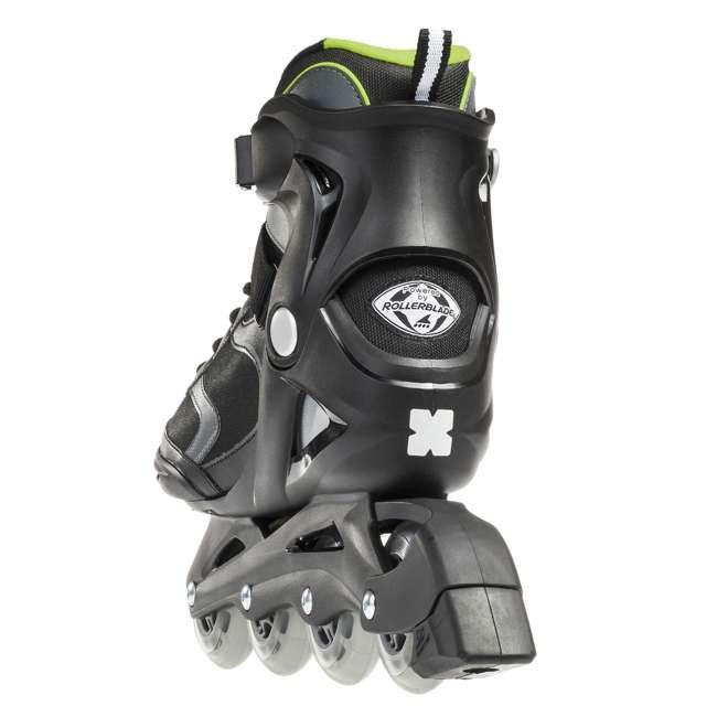 0T613000T83-10 Rollerblade Bladerunner Advantage Pro XT Mens Skate, Size 10 2