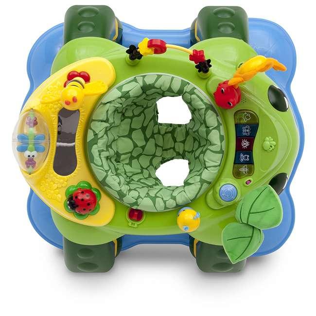 22474-365-U-A Delta Children Lil Play Station Turtle 3-in-1 Activity Walker (Open Box) 4
