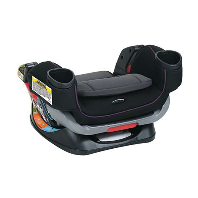 2001872 Graco 2001872 4Ever Extend2Fit 4-in-1 Front and Rear Facing Car Seat, Jodie 6
