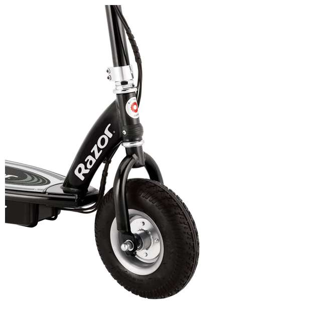 13116397 Razor E325 Electric Motorized Rechargeable Scooter w/ Top Speed of 15 MPH, Black 5