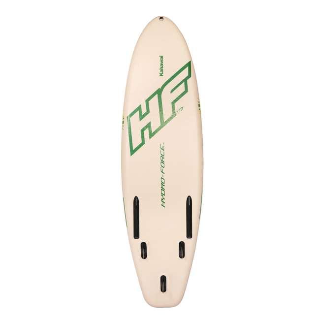 65308E-BW Bestway Hydro-Force Kahawai 10 Foot Inflatable SUP Paddle Board 7