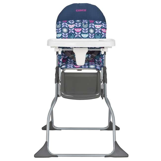 HC225DVR Cosco Simple Fold Baby Full Size High Chair with Adjustable Tray 1