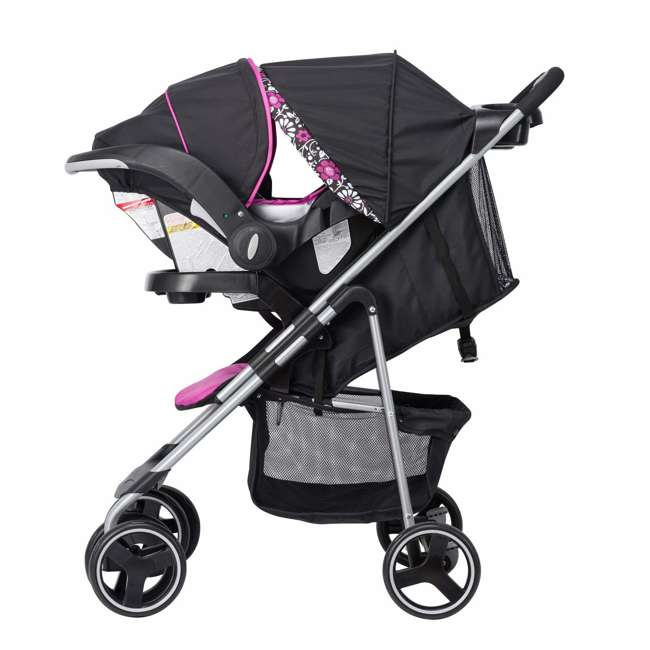 55411881 Evenflow Vive Baby Stroller & Embrace Infant Car Seat Travel System, Daphne 1