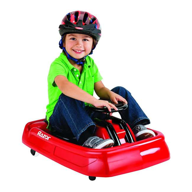 Razor Jr Lil Crazy Electric Ride On Scooter 25159660