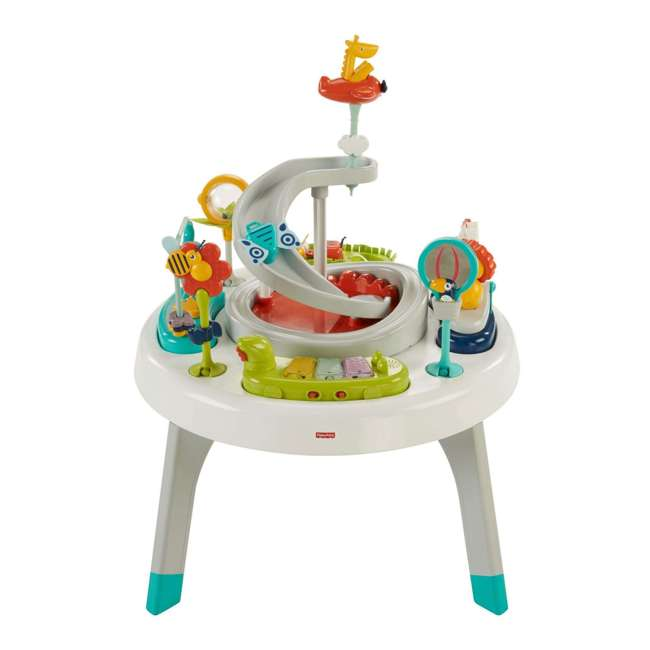 FFJ01 2-in-1 Sit-to-Stand Activity Center 1