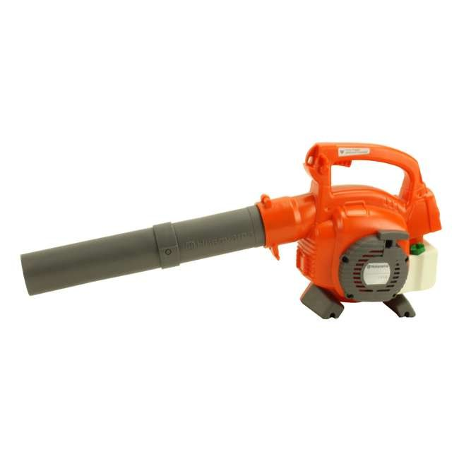 HV-TOY-522771104 + HV-TOY-589746401 + 2 x HV-TOY-5 Husqvarna Toy Chainsaw, Leaf Blower, Hedge Trimmer (2-Pack) and Lawn Trimmer 6