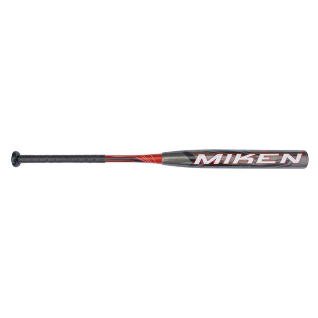 "SPU2S-3-26 Miken Ultra II Two-Piece SSUSA (-8) Slowpitch Softball Bat - 34""/26oz 2"