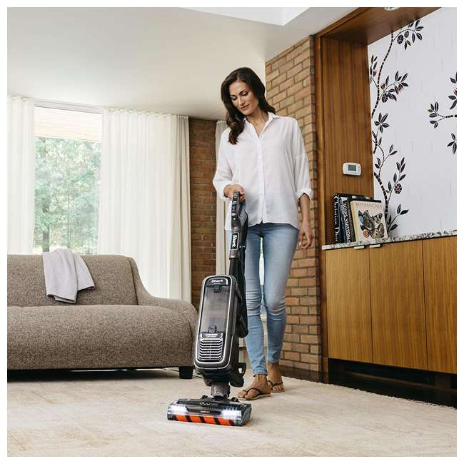 AZ1002-RB Shark APEX DuoClean Upright Corded Vacuum Cleaner (Certified Refurbished) 2