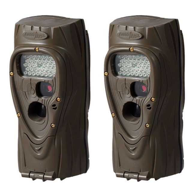ATTACK-IR-1156 Cuddeback Attack IR 1156 5 MP Digital Infrared Hunting Trail Game Cameras (Pair)