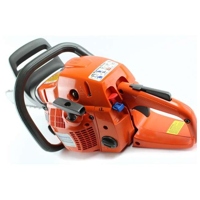 952991650-BRC-RB HUSQVARNA 455R Rancher 20-Inch 56cc Gas Powered Chainsaw (Refurbished) 4