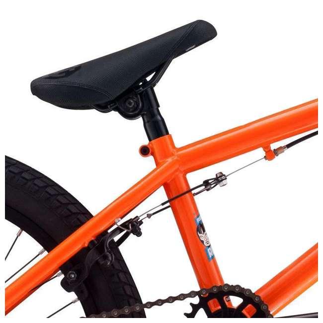 06-0510038 Redline Rival 20 Inch Childrens Kids Youth Freestyle BMX Bike Bicycle, Orange 4
