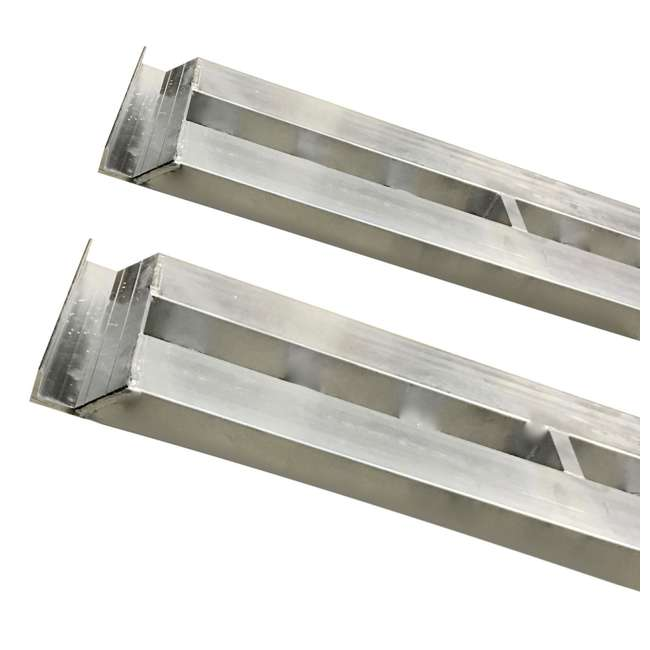 GH-R84-OB GEN-Y 7-Foot 6000-Pound Aluminum Truck Bed Loading Ramps(Open Box) 3