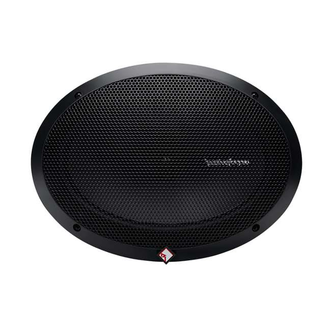 3 x R169X2 Rockford Fosgate 6x9-Inch 130W 2 Way Speakers (6 Pack) 6