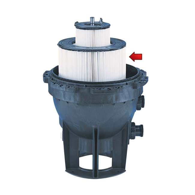 Sta Rite 25022 0203s System 3 Large Outer Pool Filter