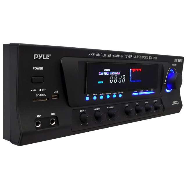 PT270AIU Pyle Pro PT270AIU 300W Home Amplifier Receiver 3