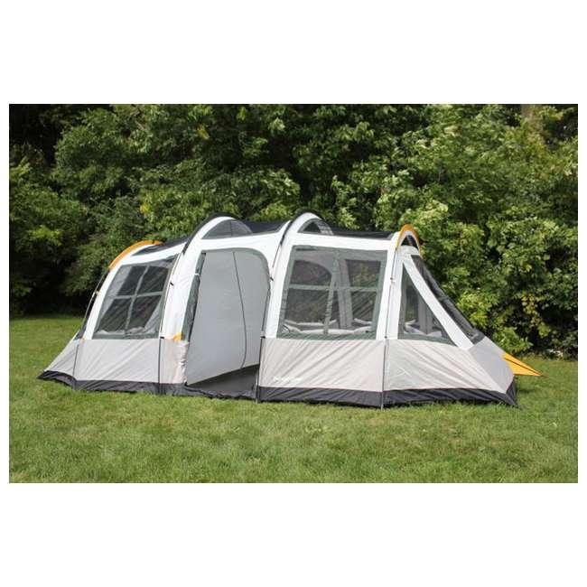 DT201080 Tahoe Gear Prescott 12 Person 3-Season Family Cabin Tent 2