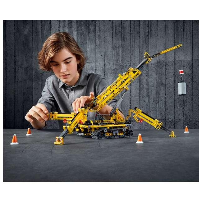 6251555 LEGO Technic 42097 Compact Crawler Crane 920 Piece Construction Building Set 3