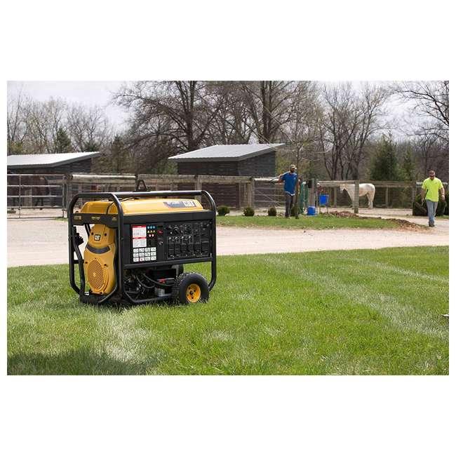 CAT-502-3699 CAT RP12000E 12000 Watt Running/15000W Starting Gas Powered Portable Generator 5