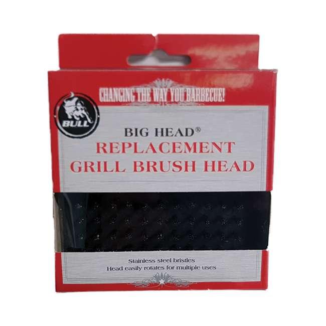 BOPA-24235 Bull Big Head Grill Brush Replacement Head