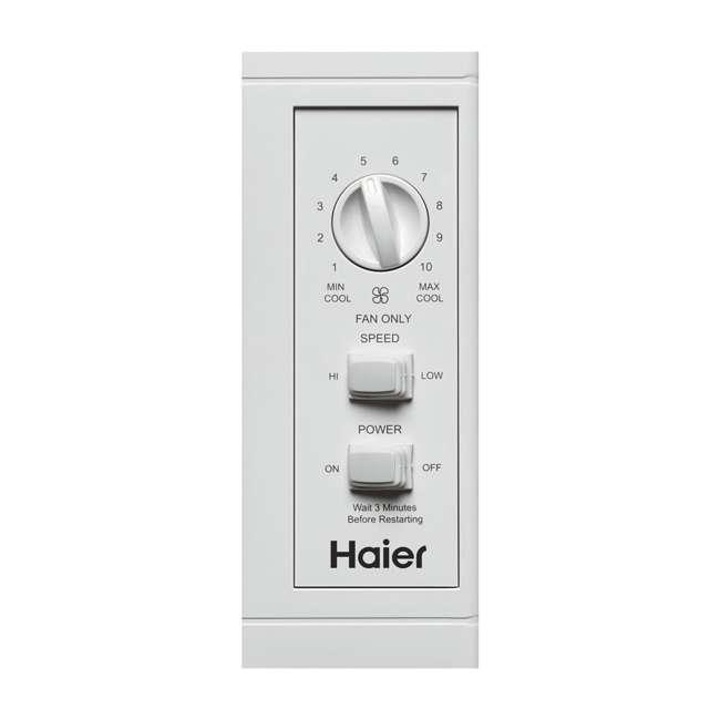 QHV05LX Haier QHV05LX 5,050 BTU Electric Room Dehumidifying Window Air Conditioner Unit 4