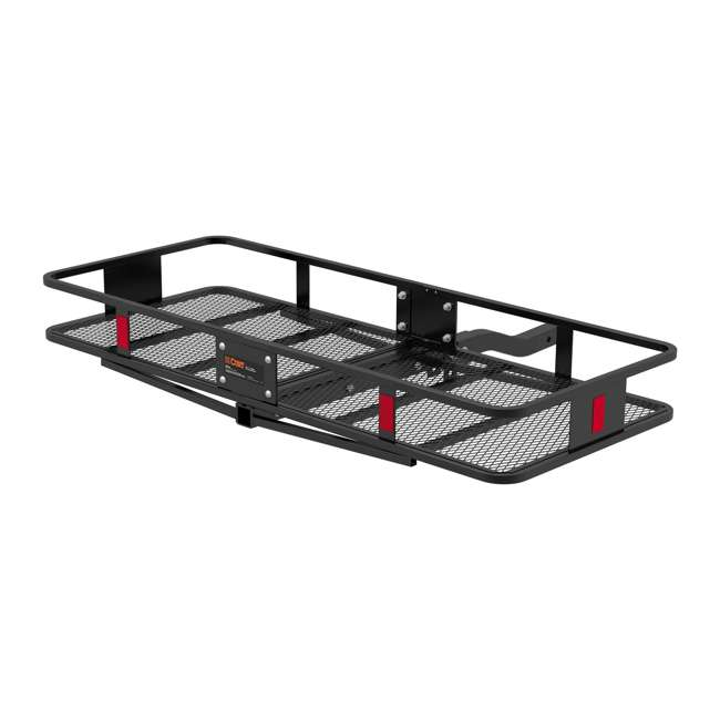 CURT-18153-U-B Curt Vehicle Folding Basket Style Cargo Carrier for up to 500 Lbs(Used) (2 Pack) 2