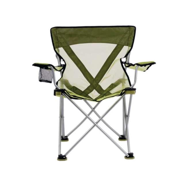 579VLM TravelChair 579V Teddy Folding Portable Camping Hunting Nylon Mesh Chair, Lime