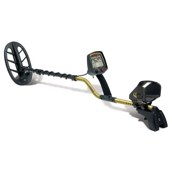 F75 Fisher Research Labs F75 Ultimate Metal Detector 2