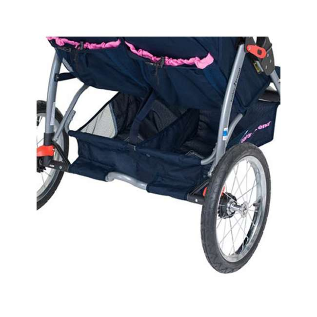 Baby Trend Expedition Swivel Double Jogging Stroller ...