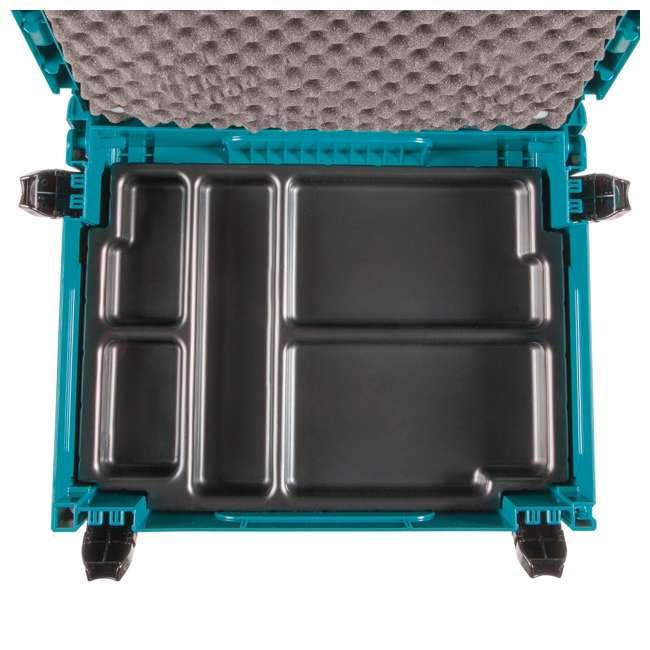 3 x B-49884 Makita 116-Piece Metric Bit and Hand Tool Set (3 Pack) 3