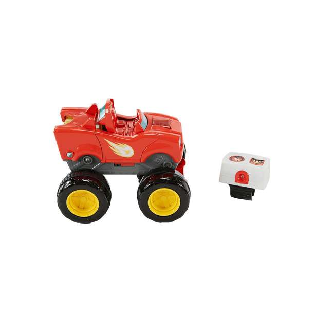Fisher Price Blaze And The Monster Machines Transforming