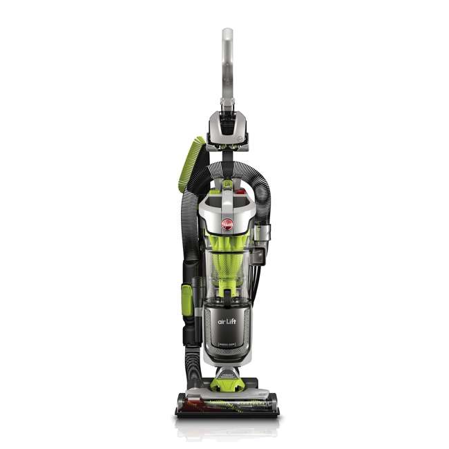 UH72511_EGB-RB Hoover Air Lift Deluxe Bagless Upright Vacuum Cleaner (Certified Refurbished) 2