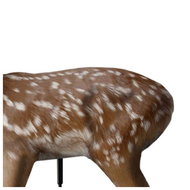 PRM-62703-U-B Primos Hunting Frantic Fawn Standing Motion Whitetail Deer Decoy (Used) 4