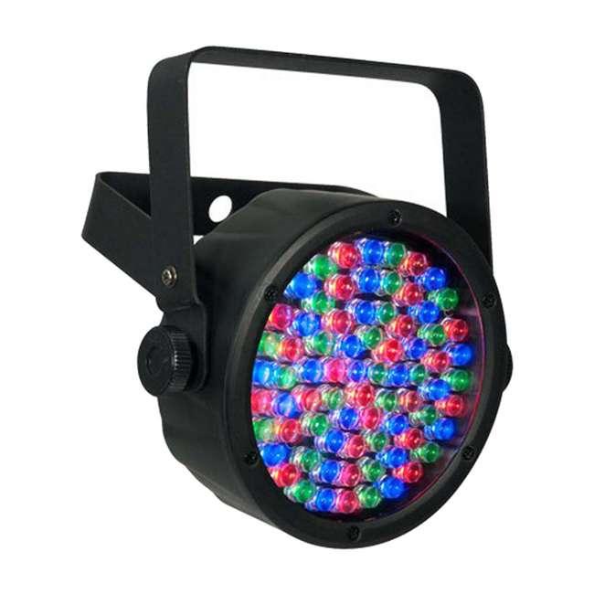 SLIM-PAR38-OB Chauvet SlimPAR 38 LED DMX Slim Par Can Light (Open Box)