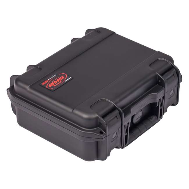 3i-1209-4B-E SKB Cases iSeries 12094B Military Standard Empty Waterproof Case, Black 5