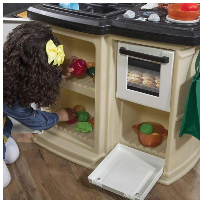 868000 Step2 Great Gourmet Pretend Play Kitchen Set 4