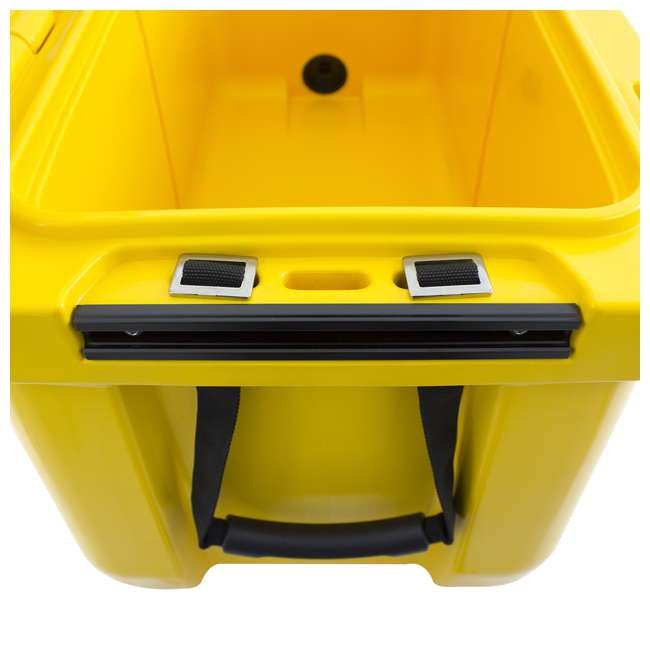 DXC45QT-OB DeWalt 45 Quart Insulated Lunch Box Portable Drink Cooler, Yellow (Open Box) 5