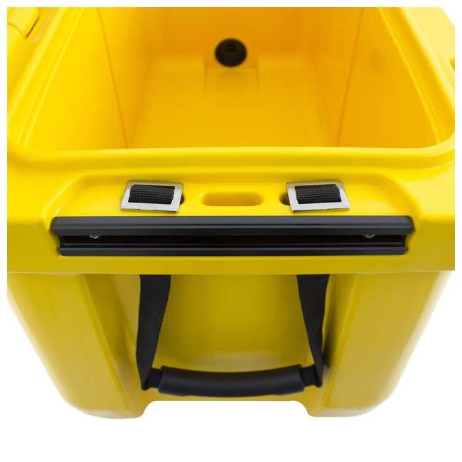 DXC45QT DeWalt 45 Quart Insulated Lunch Box Portable Drink Cooler, Yellow 2