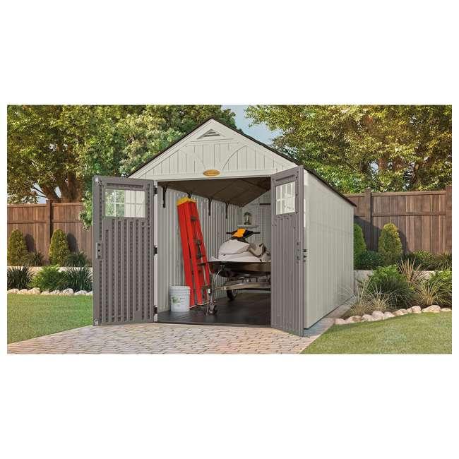 BMS8160 883 cu. ft. Tremont® 8x16 Storage Shed 1