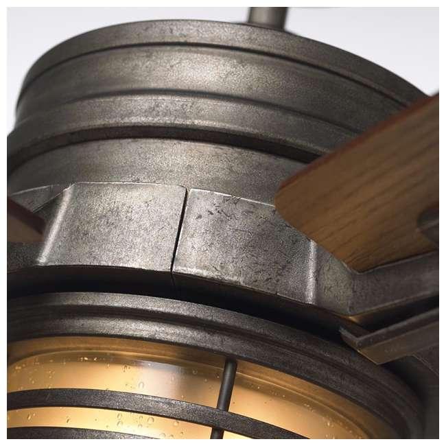 CF880VS Emerson Amhurst 54-Inch Home Ceiling Fan w/ Light, Vintage Steel 3