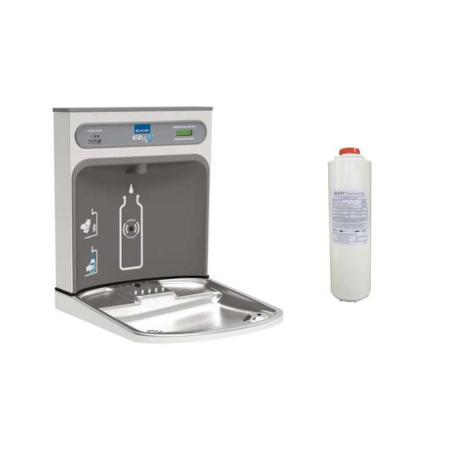LZWSRK + 51300C Elkay Bottle Filling Station Kit + Elkay Replacement Filter
