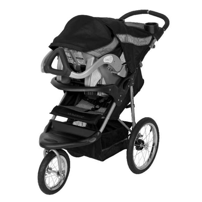 Baby Trend Expedition Swivel Jogging Stroller & Infant Car ...