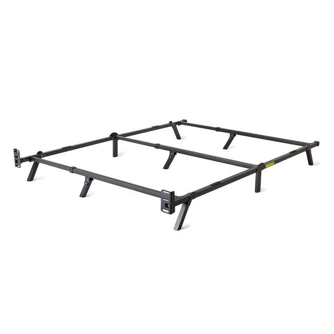 VMI-C900-M2-U-C intelliBASE Adjustable Twin Full Queen Box Spring Metal Bed Frame (For Parts)
