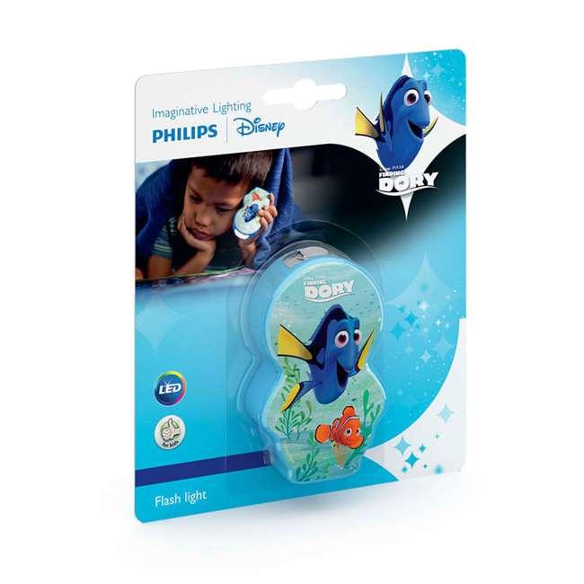 PLC-7176736U0 Philips Battery-Powered LED Disney Pixar Finding Dory Flashlight, 2-Count 7