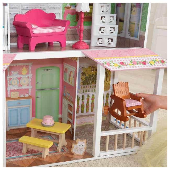 65851 KidKraft Sweet Savannah Dollhouse 7