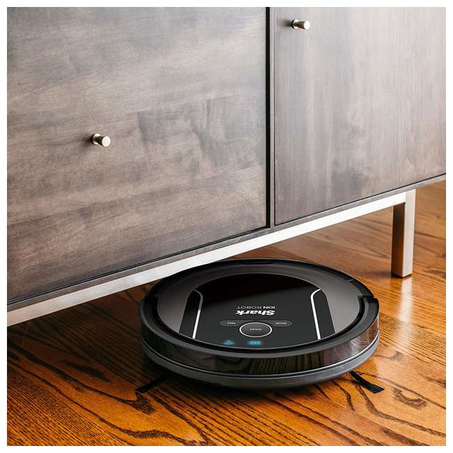 RV851WV_EGB-RB Shark RV851WV ION Robot Vacuum Handheld Cleaning System (Certified Refurbished) 3