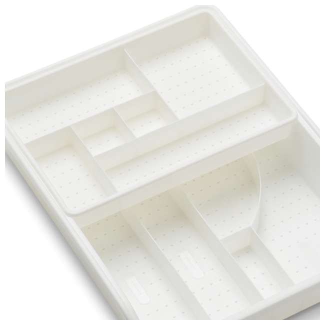 4 x 15111 Madesmart Original Multipurpose Junk Drawer Storage Bin (4 Pack) 5