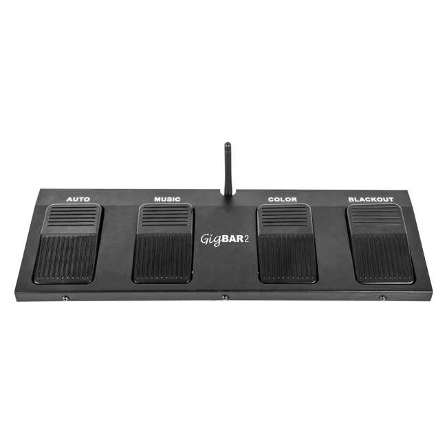 GIGBAR2-U Chauvet DJ GigBAR 2 Light System with IRC Remote and Foot Control 2